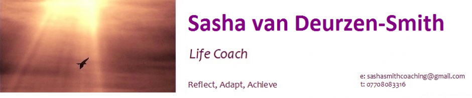 Sasha Smith Life Coaching